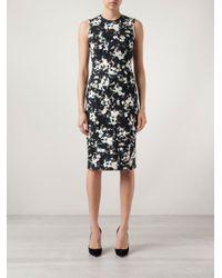 Erdem - Multicolor Maura Dress - Lyst