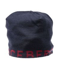 Iceberg - Blue Hat for Men - Lyst