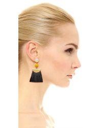 Lizzie Fortunato - Hula Earrings - Black Multi - Lyst