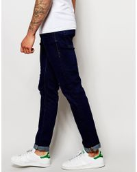 Blend | Blue Jeans Jet Slim Fit Dark Wash for Men | Lyst