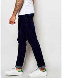 Blend | Blue Jeans Jet Slim Fit Dark Wash for Men | Lyst
