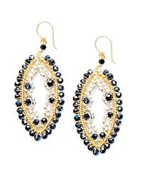 Nakamol | Multicolor Hermine Earrings | Lyst