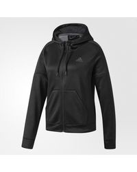 Adidas - Black Team Issue Hoodie - Lyst