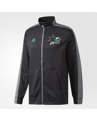 Adidas - Multicolor Sharks Track Jacket for Men - Lyst