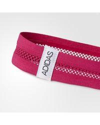 Adidas - Black Creator Plus Hairbands 5 Pack - Lyst