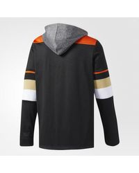 Adidas - Multicolor Ducks Jersey Replica Pullover Hoodie for Men - Lyst