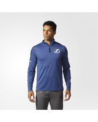 Adidas - Blue Lightning Authentic Pro Jacket for Men - Lyst