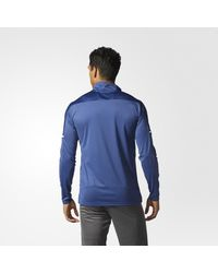 Adidas - Blue Lightning Authentic Pro Jacket for Men - Lyst