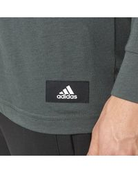 Adidas - Green Id Tee for Men - Lyst