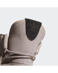 Adidas - Gray Tubular X 2.0 Primeknit Shoes for Men - Lyst
