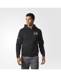 Adidas - Black Flyers Pro Squad Id Hoodie for Men - Lyst
