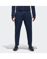 Adidas - Blue Z.n.e. Pants for Men - Lyst