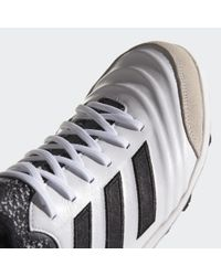 Adidas - White Copa Tango 18.1 Turf Cleats for Men - Lyst