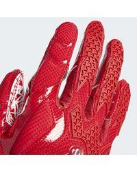 Adidas - Red Freak 3.0 Gloves for Men - Lyst