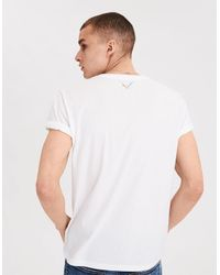 American Eagle - White Ae Pride Graphic Tee for Men - Lyst