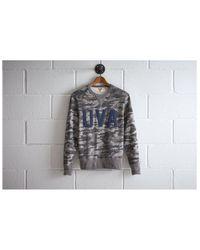 Tailgate Multicolor Men's Virginia Camo Sweatshirt for men