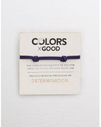 American Eagle - Blue Colors X Good Mood Bracelet - Lyst