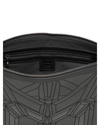 MCM | Black Medium Bionic Coated Nylon Pouch | Lyst