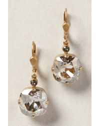 Anthropologie | Metallic Catamarca Earrings | Lyst