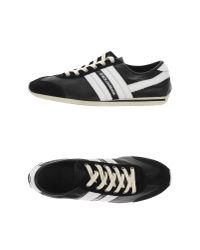 Dolce & Gabbana - Black Low-tops & Trainers for Men - Lyst