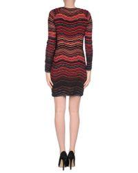 M Missoni | Multicolor Cotton-blend Crochet-knit Maxi Dress | Lyst