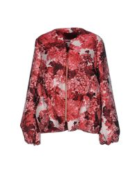Moncler Gamme Rouge | Red Jacket | Lyst