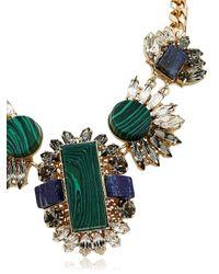 Anton Heunis - Blue Tamara Collection Necklace - Lyst