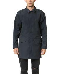 Obey - Blue Gilman Jacket for Men - Lyst