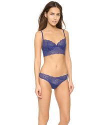 Natori | Blue Animal Corded Chemise | Lyst