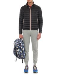 moncler down-quilted daniel jacket