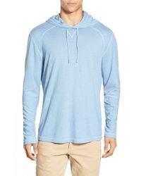 Gramicci | Brown 'avalanche Bridger' Long Sleeve Pullover for Men | Lyst