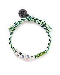 Venessa Arizaga | Multicolor 'Sweet Pea' Bracelet | Lyst
