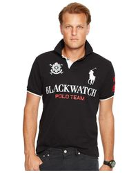 Polo Ralph Lauren | Black Watch Classic-fit Polo Shirt for Men | Lyst