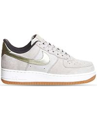 106c09791c7d60 Gallery. Previously sold at  Selfridges · Women s Nike Air Force ...
