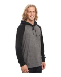 Rip Curl - Black Capa Pullover for Men - Lyst