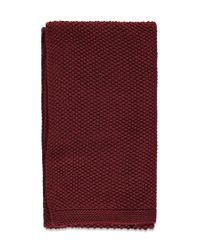 Forever 21 - Brown Seed Knit Scarf - Lyst