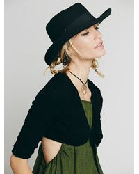 Free People | Black Kd Dance Womens Cropped Studio Shrug | Lyst