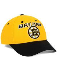 Reebok - Yellow Kids' Boston Bruins 2nd Season Flex Cap - Lyst