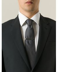 Paul Smith - Metallic Logo Tie Pin for Men - Lyst