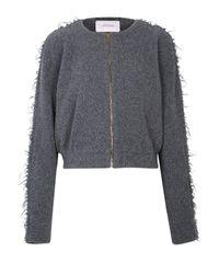 Dorothee Schumacher | Gray Cool Allure Jacket O- Neck 1/1 | Lyst