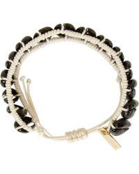Isabel Marant - Black Seashell Wild It Bracelet - Lyst