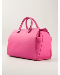 Victoria Beckham - Pink The Soft Doctors Bag - Lyst