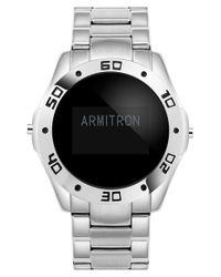 Armitron - Black 'pro Fit' Smart Watch Set for Men - Lyst