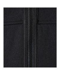 Adidas By Stella McCartney - Black Ess Cotton-blend Hoodie - Lyst