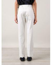 Sofie D'Hoore | Metallic 'plus' Trousers | Lyst