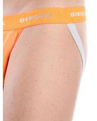 DIESEL - Orange Umbr-jocky for Men - Lyst