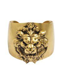 Ela Stone | Metallic Lion Cuff | Lyst