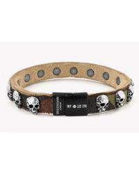 Tateossian | Rt Camouflage Bracelet With Black Clasp for Men | Lyst