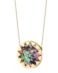 House of Harlow 1960 | Multicolor Sunburst Pendant Necklace | Lyst