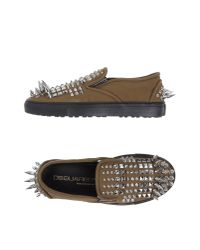 DSquared² - Natural Low-tops & Trainers for Men - Lyst